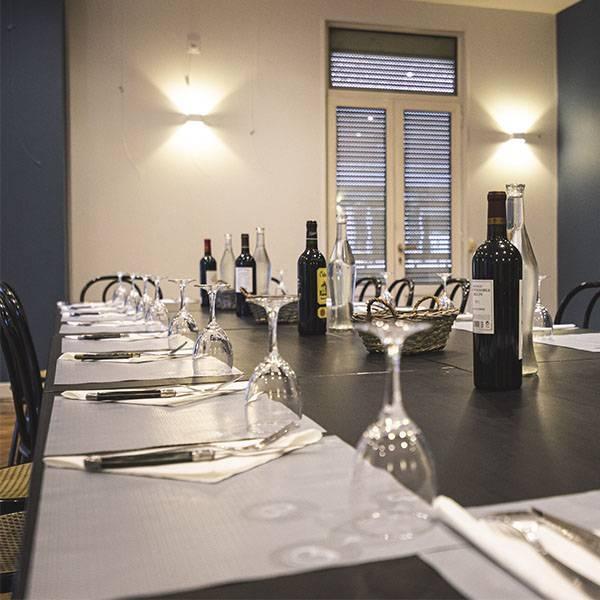 Repas de Groupe - Le Xaintrailles - Restaurant Bordeaux